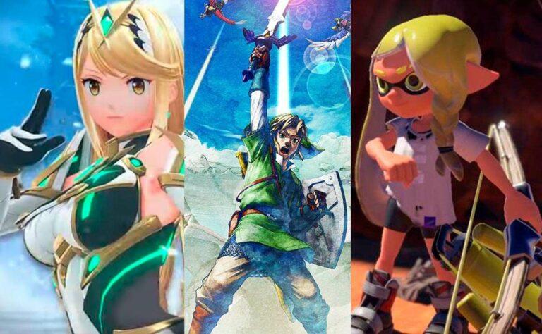 Nintendo Direct 2021: Splatoon 3,  The legend of Zelda: Skyward Sword HD