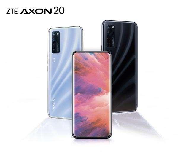 Diseño innovador en ZTE Axon 20