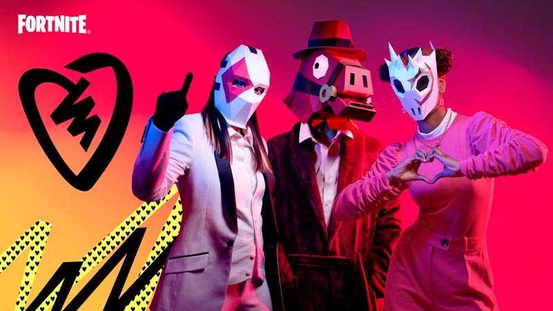 Crea máscaras de papel durante la copa Corazones Salvajes