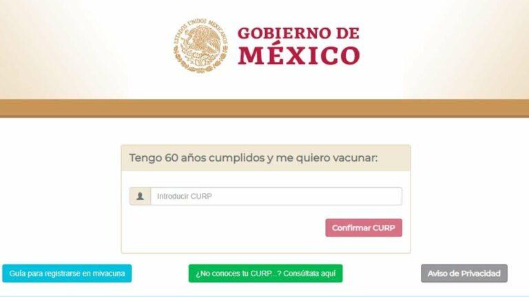 ¿Tienes más de 50? Regístrate para vacunarte contra COVID-19