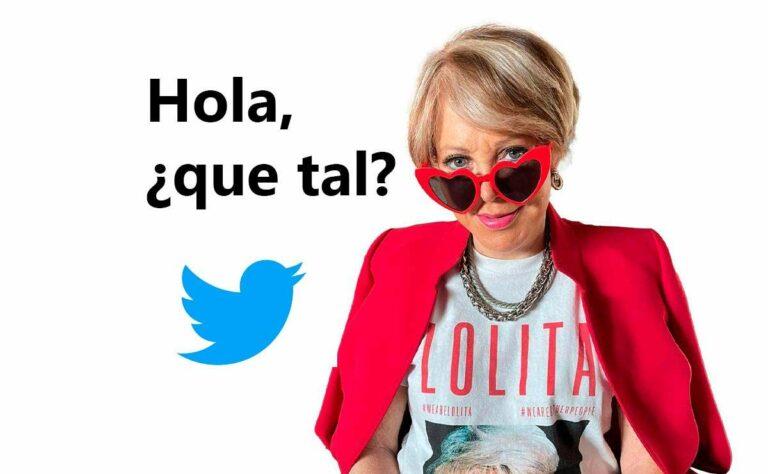 Lolita Ayala rompe el internet