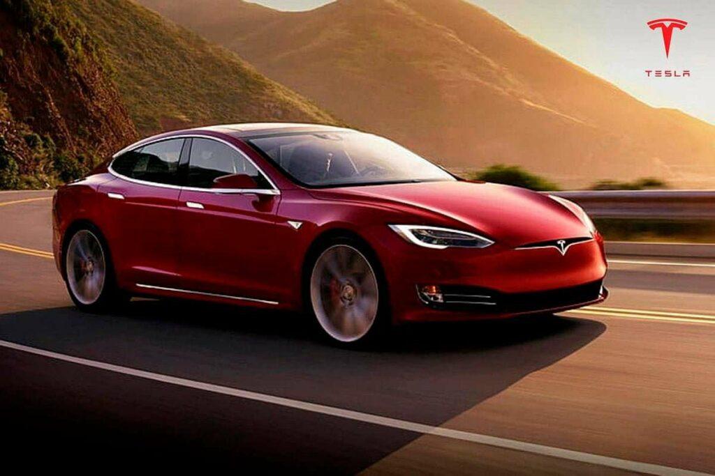 Tesla usa baterías de litio