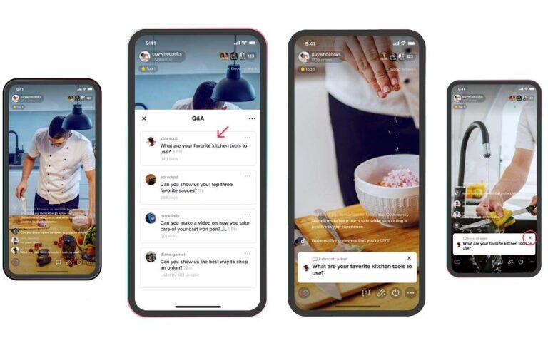 TikTok habilita «Nueva función», para conocer mejor a tu audiencia o creador favorito