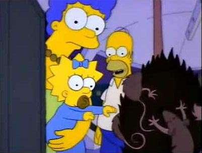 Homero y la zarigüeya Cuca