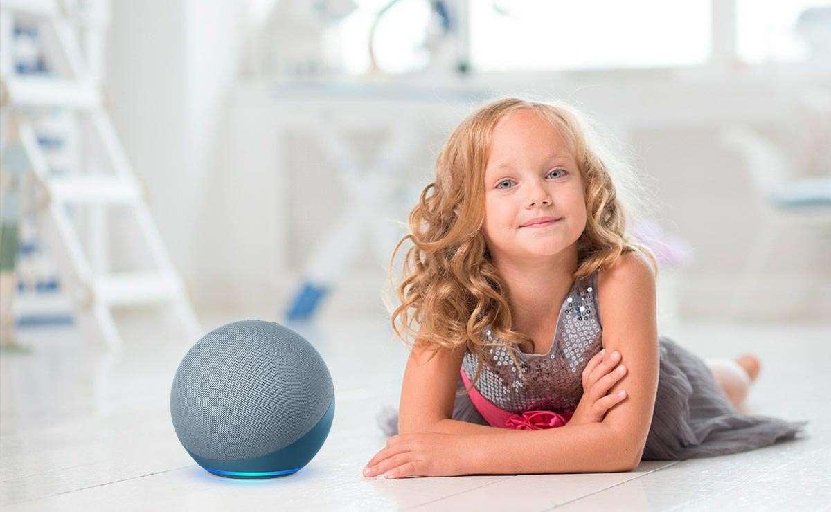Alexa, feliz día del niño