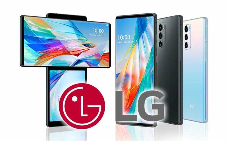 LG cierra división de smartphones a nivel mundial