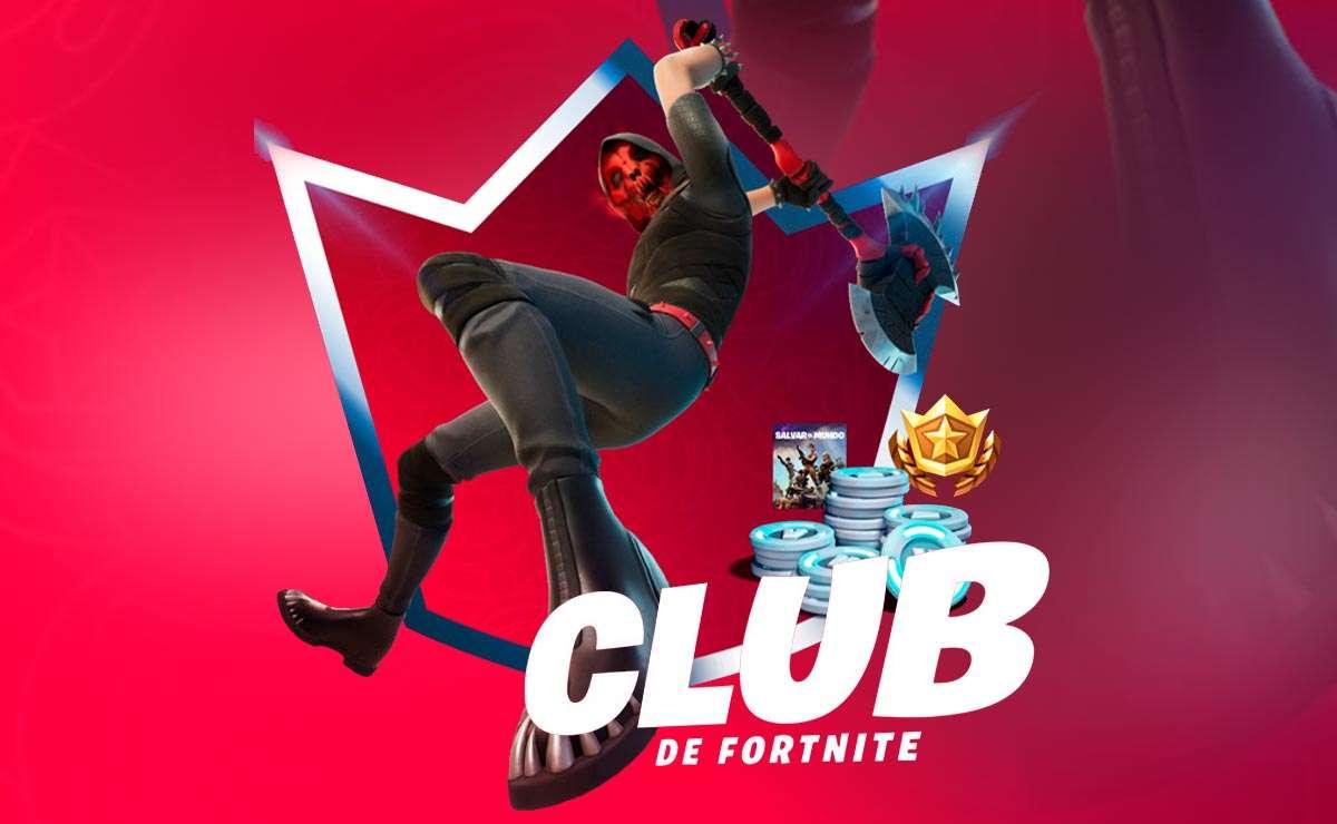 Club de Fortnite mes de mayo