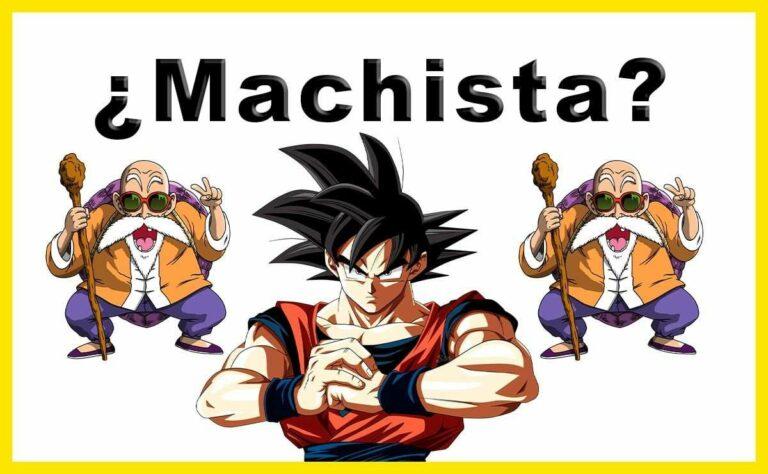 ¿Dragon Ball Machista? La imagen masculina en la serie | ¡Goku al rescate!