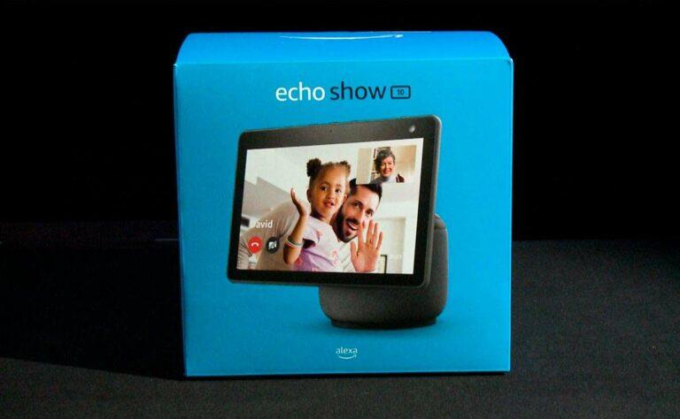 Amazon Echo Show 10 review y comparación con el Show 8 | Precio y disponibilidad