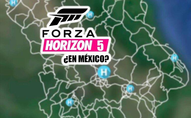 ¿México protagonizará Forza Horizon 5?