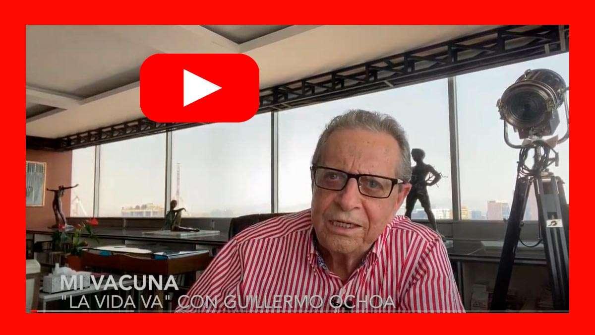 Guillermo Ochoa inicia canal en YouTube