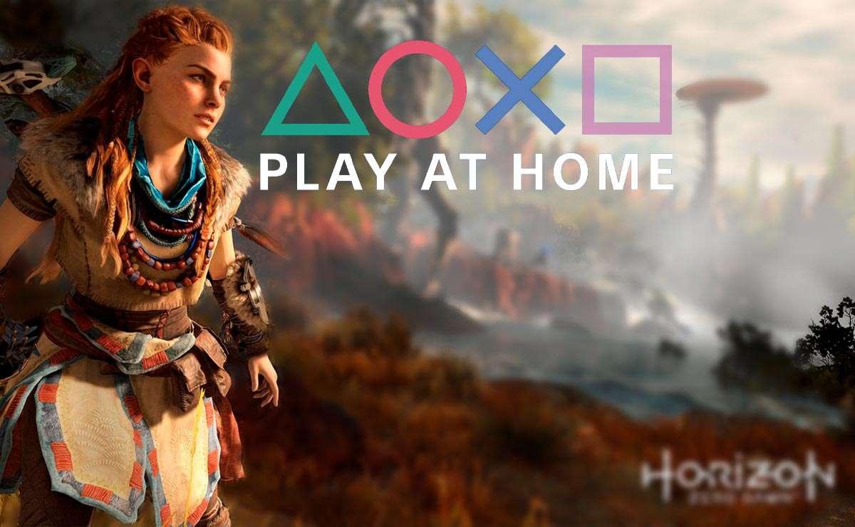 Descarga Gratis Horizon Zero Down gratis PS4 y PS5