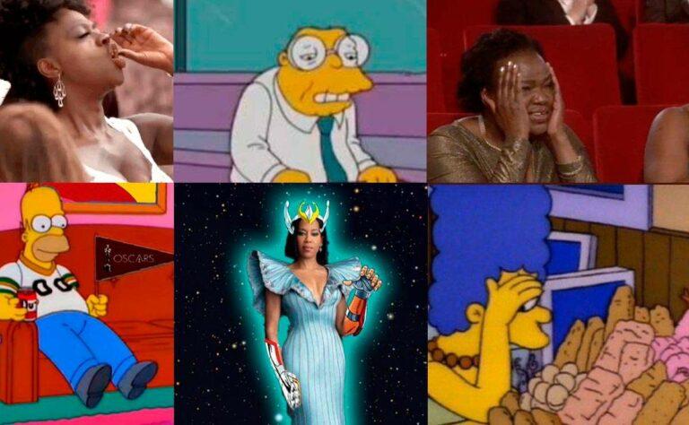 Premios Oscars 2021: Los mejores memes de la ceremonia