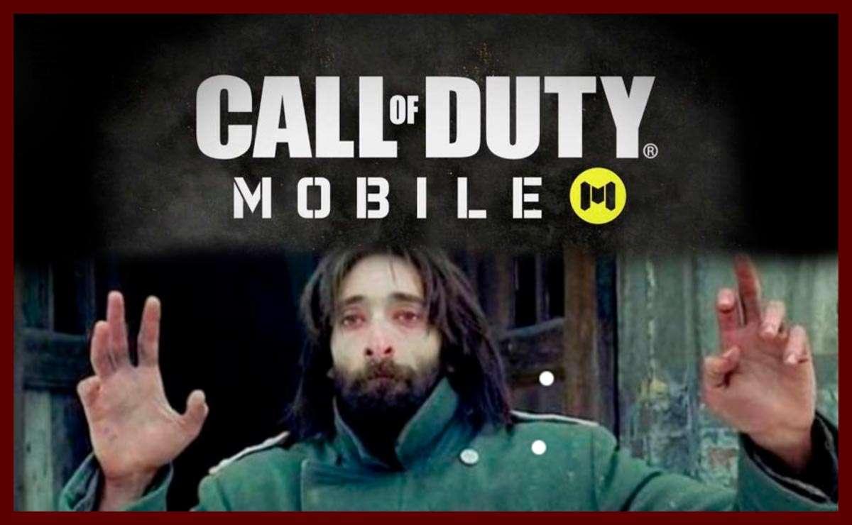 Memes de Call of Duty Mobile