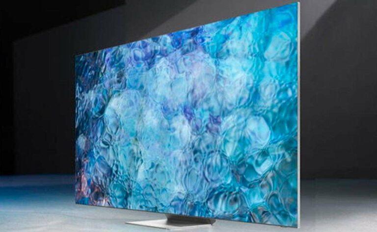 Samsung presentó su nueva línea 2021 de Televisores NEO QLED en México