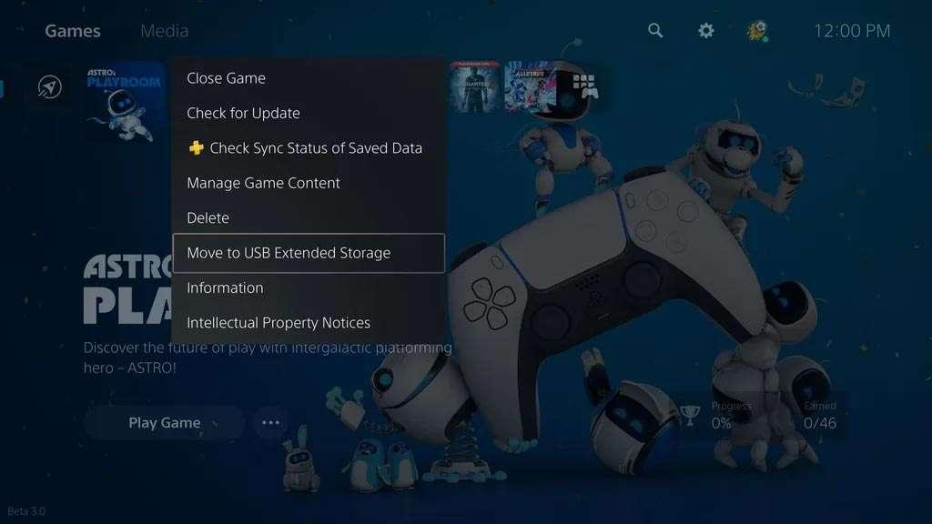 Nueva actualización en PS5 llegará en abril