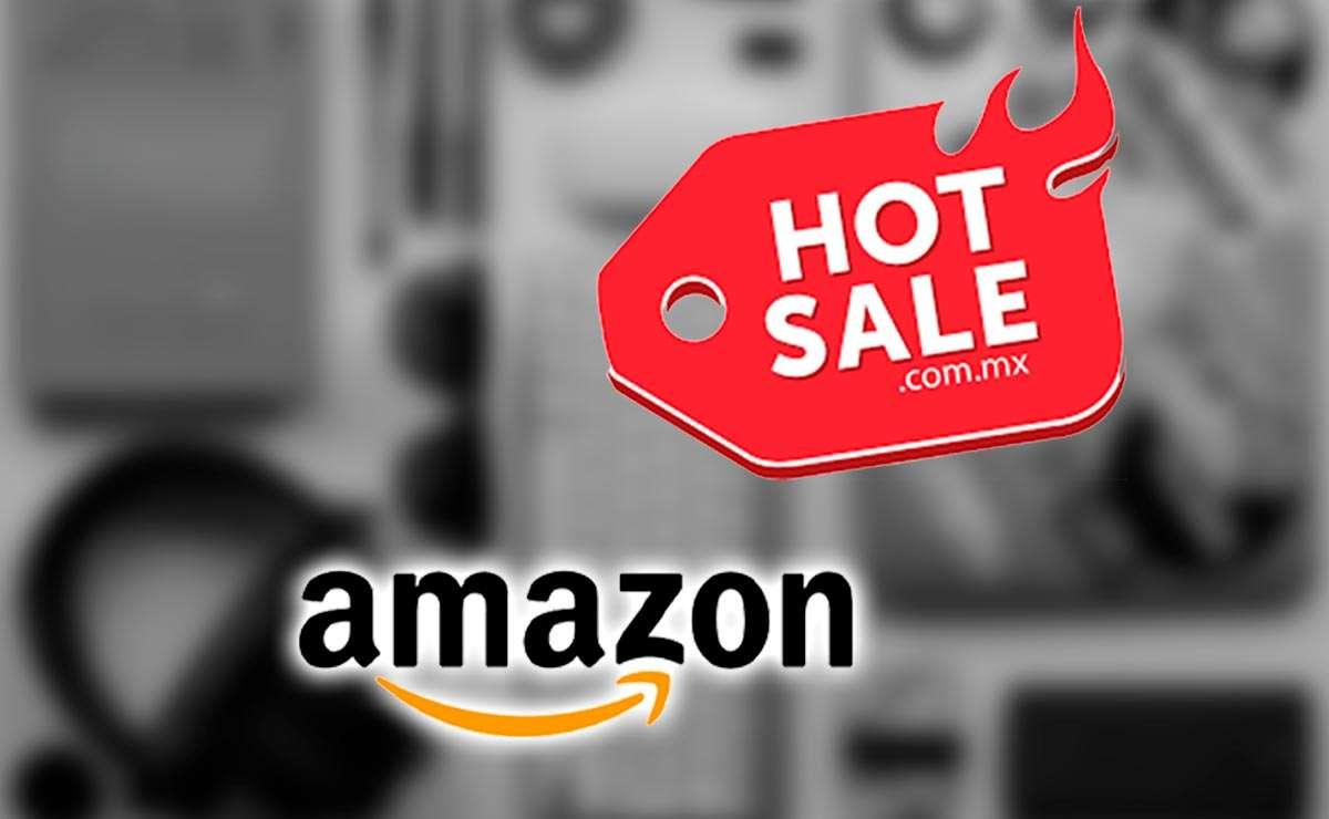 Aprovechas los descuentos de Amazon durante el Hot Sale 2021