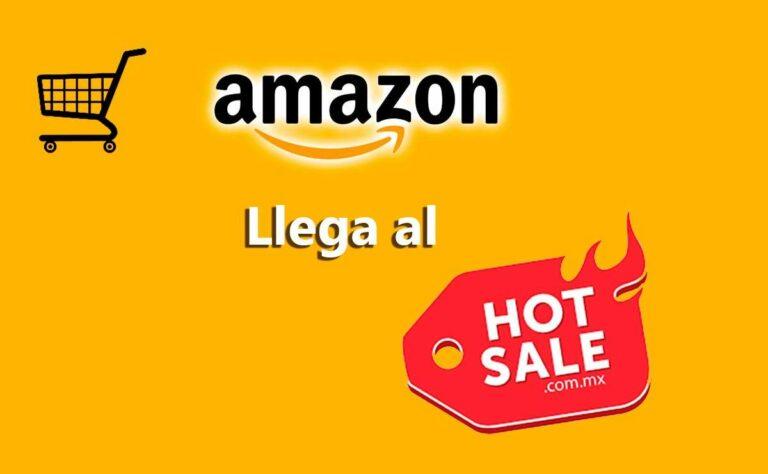 ¡Prepárate! Amazon sí estará en el Hot Sale 2021 | Estas son las categorías que entrarán en la semana del descuento