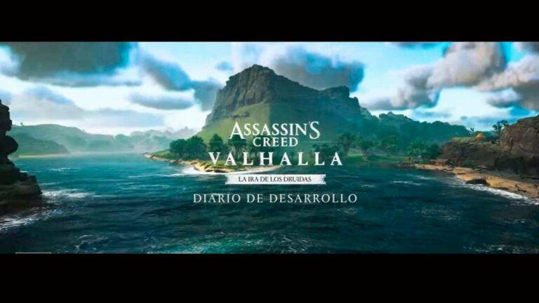 Assassin's Creed Valhalla | Ubisoft revela video detrás de cámaras Wrath Of The Druids