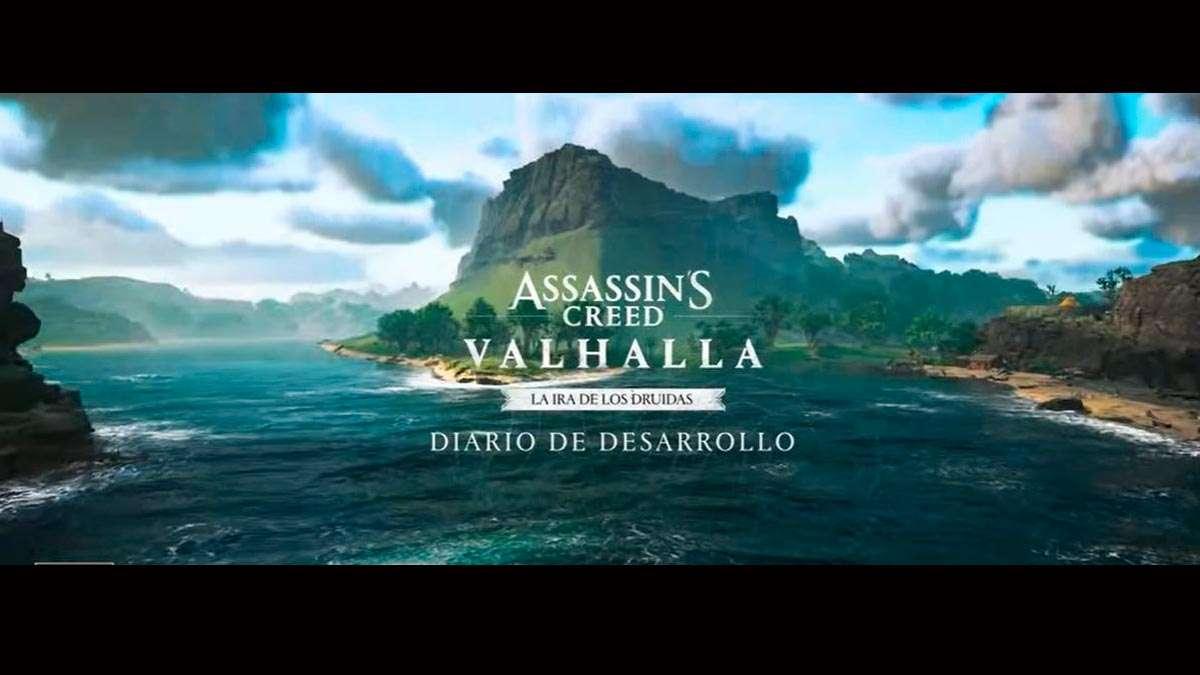 Assassin's Creed Valhalla detrás de cámara