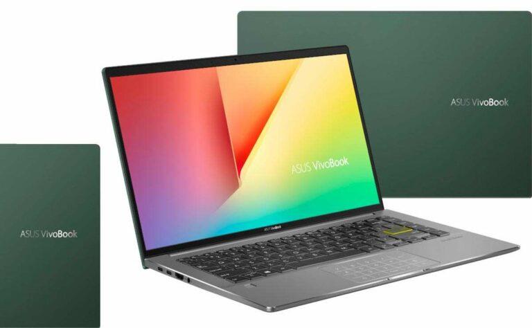 VivoBook S14, más ligera y audio más potente