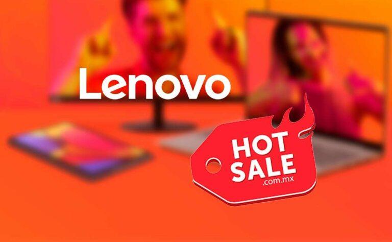 Hasta 38% menos y otras promociones en Lenovo por Hot Sale 2021