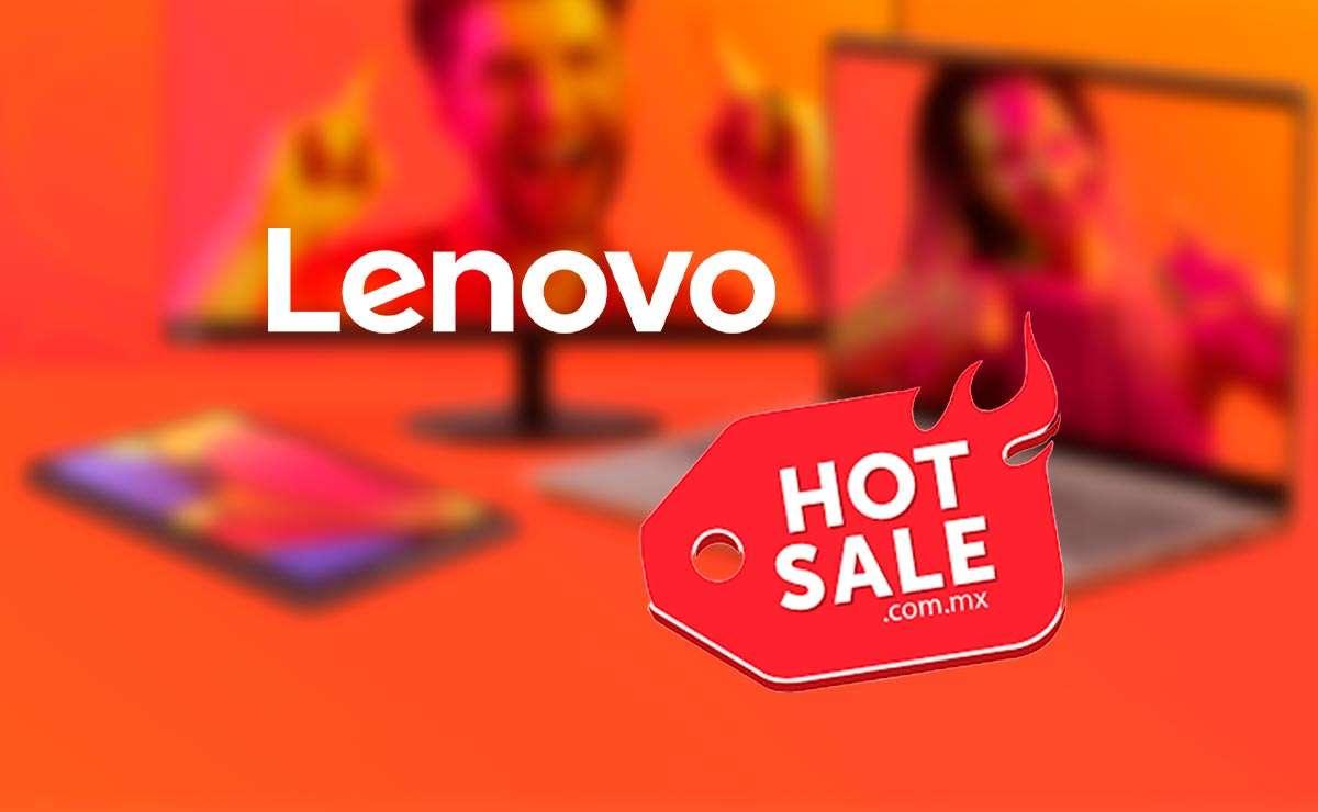 Descuentos en productos Lenovo por Hot Sale