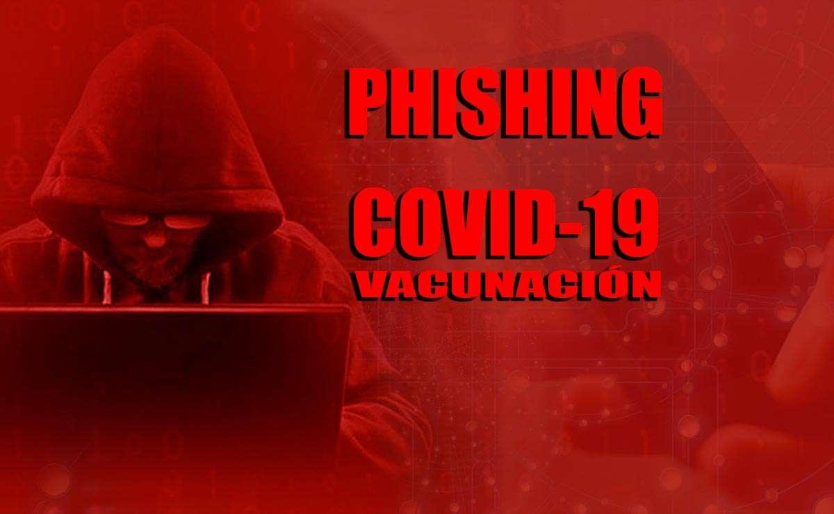 Fraude por phishing, Vacunación COVID-19
