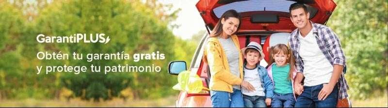 Garantiplus, garantía de carros en Mercado libre