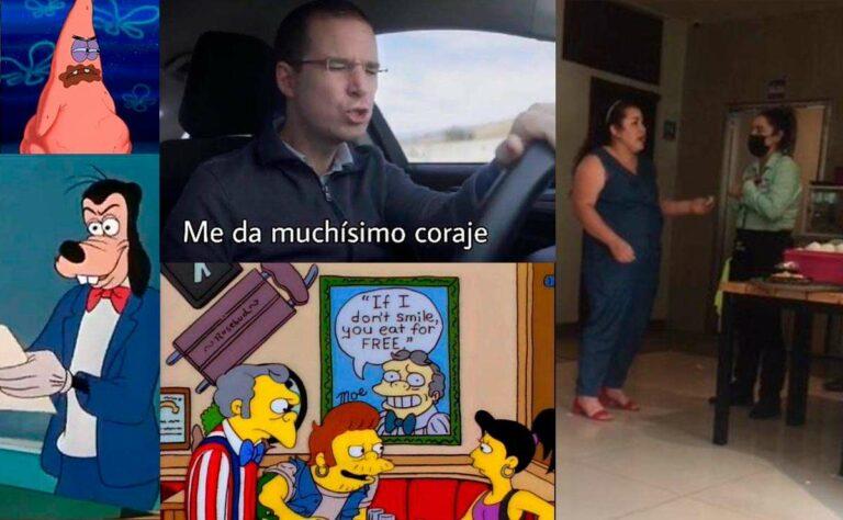 Los mejores memes de LadyComeGratis