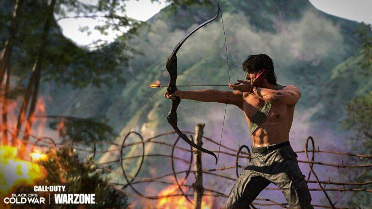 Rambo y Duro de Matar llegan a Call of Duty, pero sólo por tiempo limitado