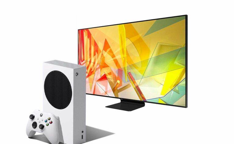 Compra una Samsung QLED en Amazon y llévate gratis una Xbox Series S