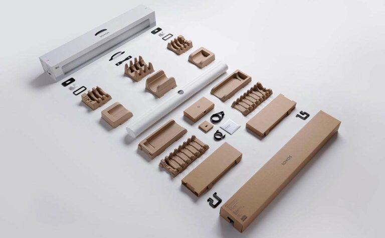 Sonos obtiene IF Design Award 2021 por empaque sostenible