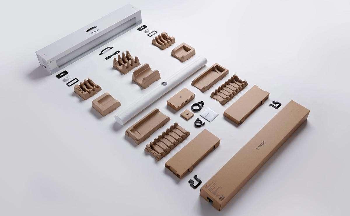 Sonos, diseño de empaque, iF Design Award 2021