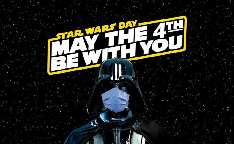 4 de mayo día de la fuerza (may the 4th be with you)