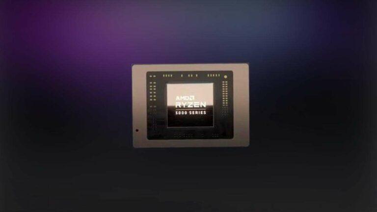 Procesadores Móviles AMD Ryzen serie 5000 llegan a México