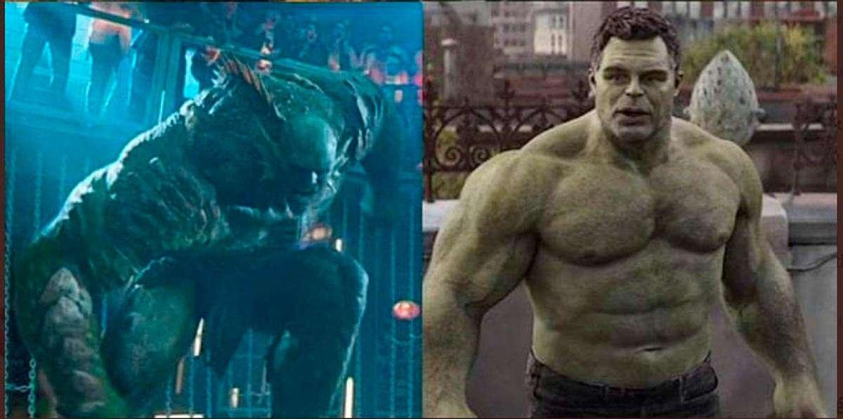 MCU Abominación y Hulk