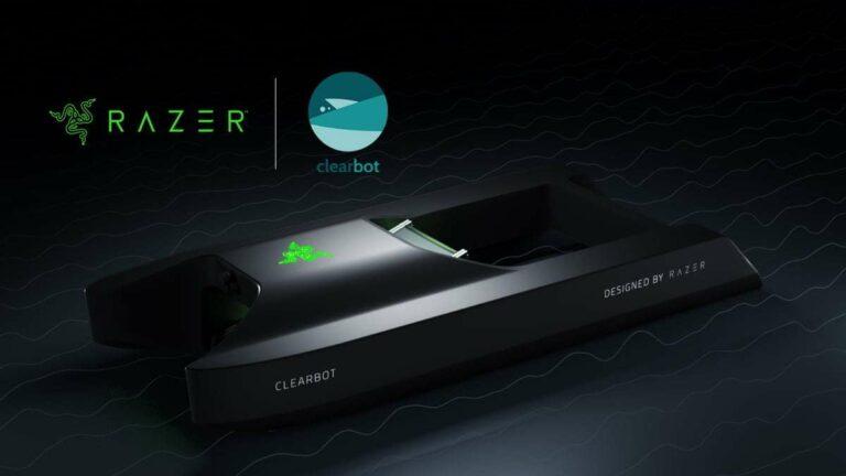 Razer se asocia con ClearBot para limpiar los Océanos