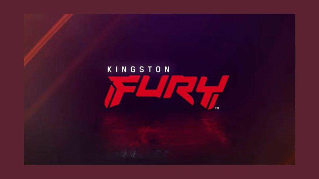 Logo Kingston Fury