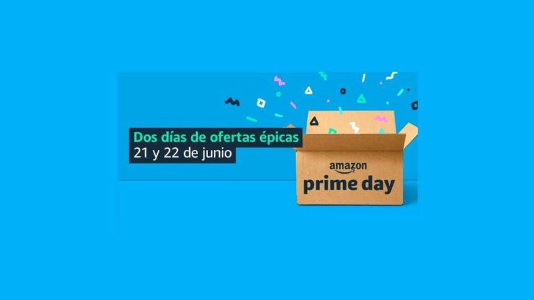 Inicia el Amazon Prime Day 2021 con grandes descuentos