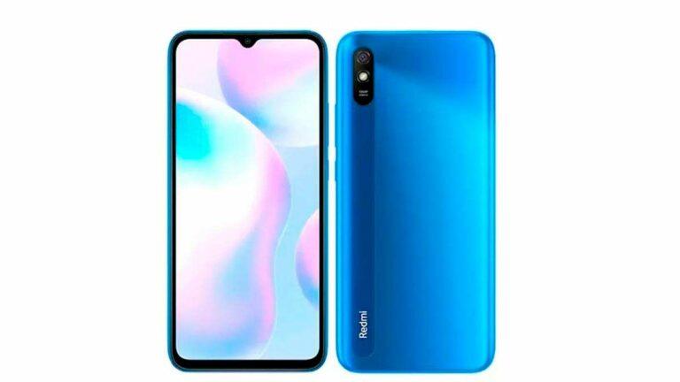 ¡Qué ofertón! Xiaomi Redmi 9A con 47%  | Amazon Prime Day 2021