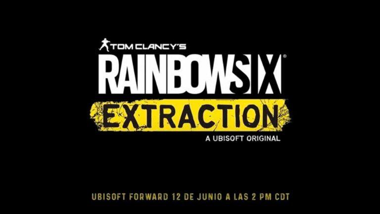 Ubisoft revelará Tom Clancy's Rainbow Six Extraction (Six Quarantine), entérate cuando