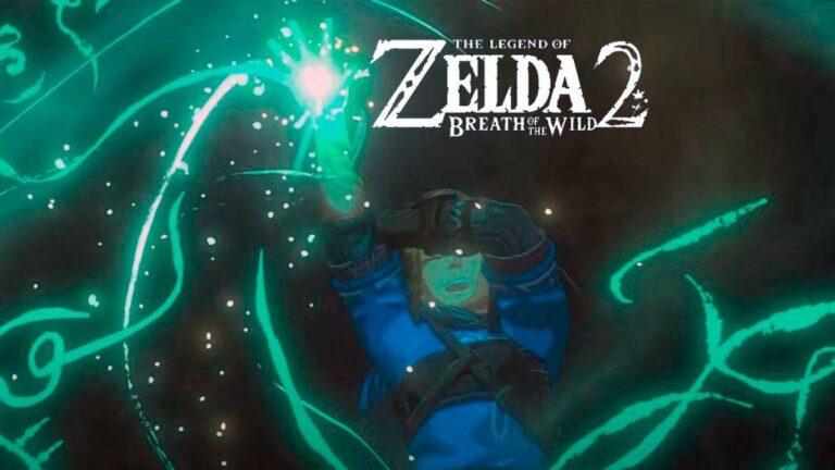 Zelda Breath of The Wild 2 | Nuevo Trailer y año de lanzamiento