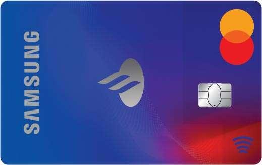 Tarjeta Samsung Wallet