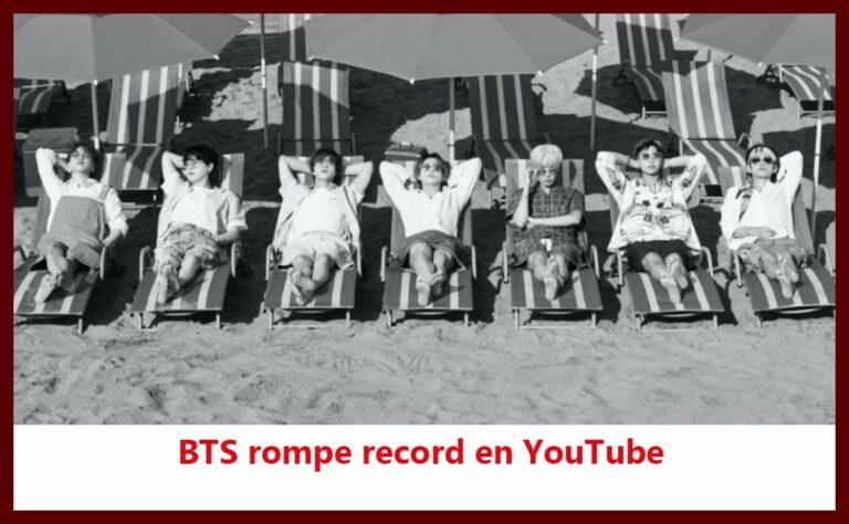 Permission to Dance de BTS supera las 40 millones de reproducciones