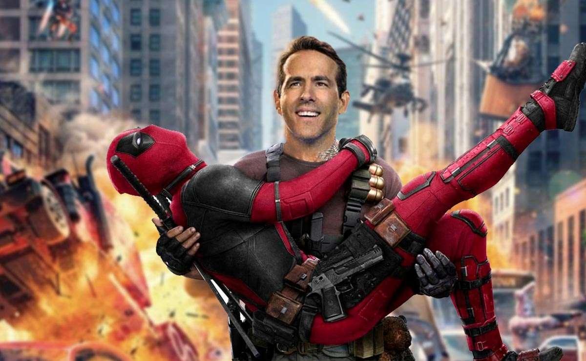 Deadpool y Ryan Reynolds en Free Guy