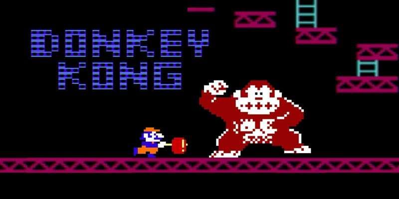 Donkey Kong Portada