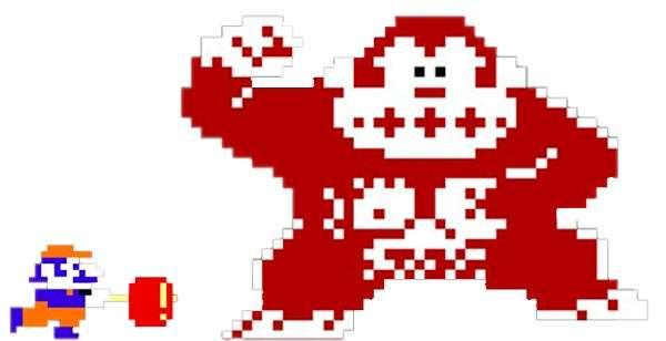 Donkey Kong y Jumpman