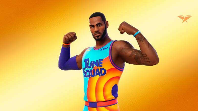 LeBron James Tune Squad | LeBron James Tune Squad