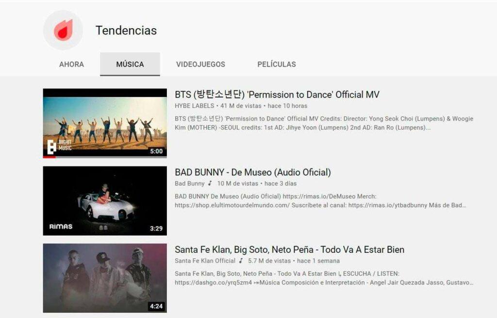 tendencias en musica | tendencias en musica